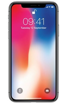 Apple iPhone X gsm topdeal